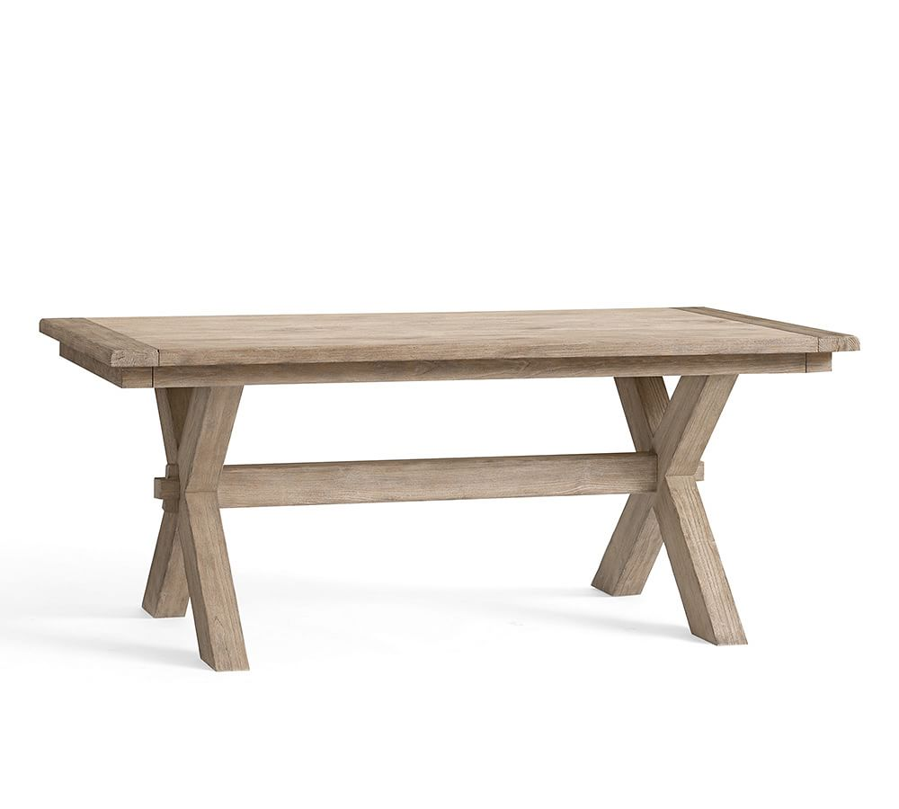 Toscana Extending Dining Table Seadrift Pottery Barn AU