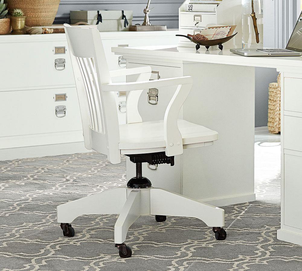 Swivel Desk Chairs & Cushions
