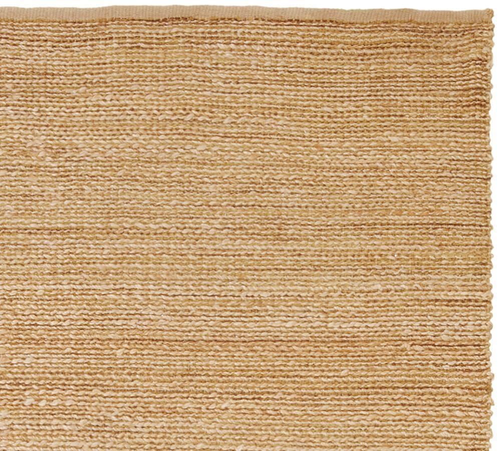 Heathered Chenille Jute Rug - Natural | Pottery Barn AU