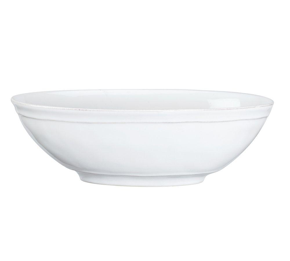 Cambria Oval Serve Bowl - Stone