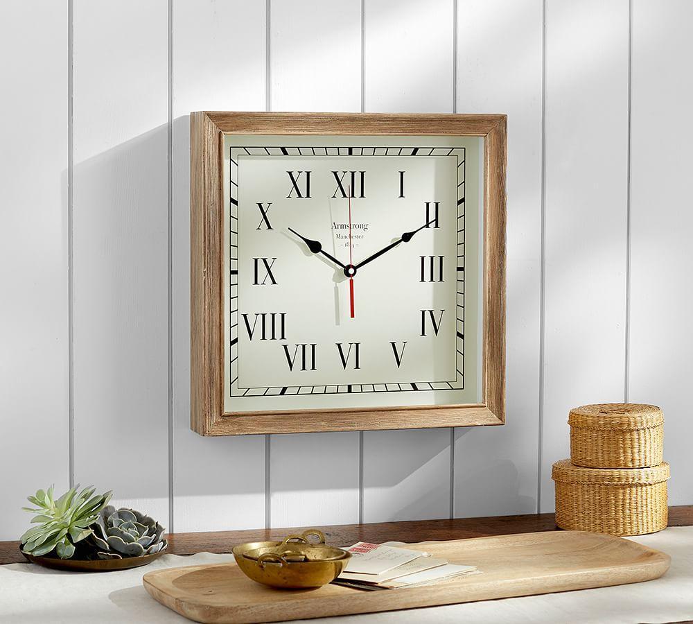 100 wood clock pallet wood clock diy youtube