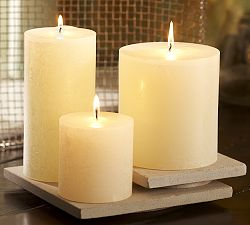 Timber Scented Candle
