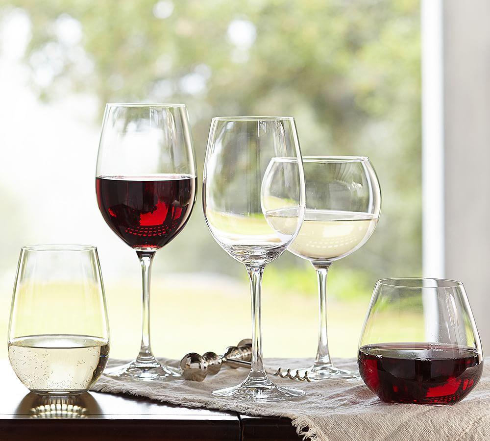 Schott Zwiesel Classico Wine Glasses Pottery Barn Au
