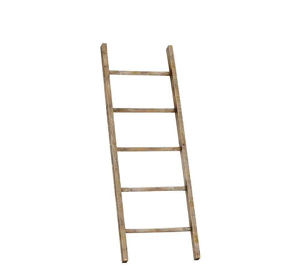 Pb Found Wood Ladder
