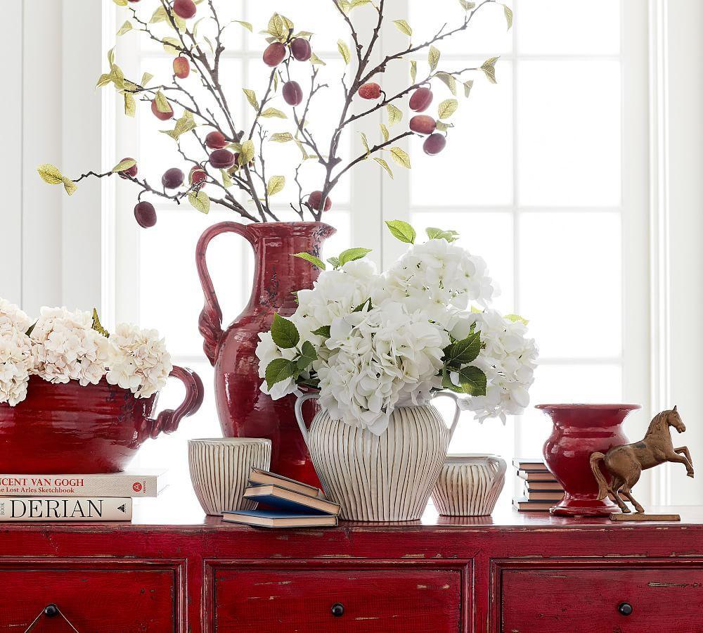 Hudson Ceramics - Red
