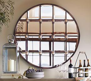 Mirrors Decorative Mirrors Amp Round Mirrors Pottery Barn