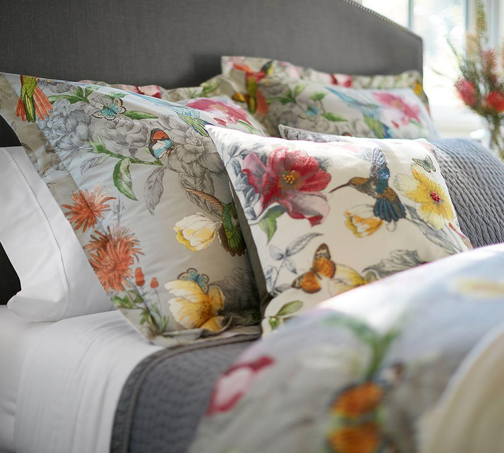 Hummingbird Reversible Quilt Cover Amp Pillowcase Pottery