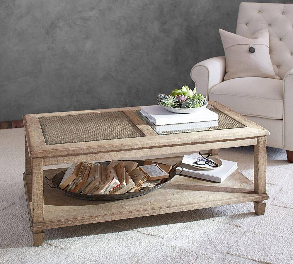 Sausalito Coffee Table Pottery Barn Au