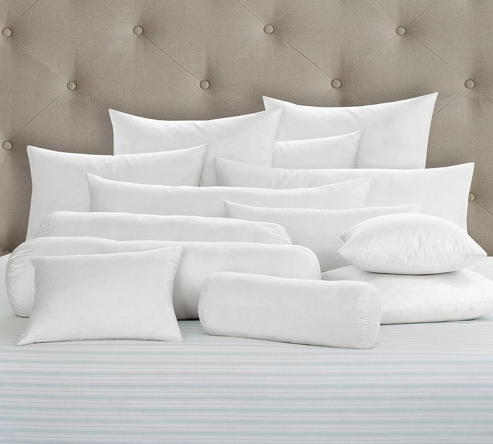 Pottery Barn Decorative Bed Pillows : Synthetic Bedding Pillow Inserts Pottery Barn AU