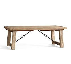 Benchwright Extending Dining Table - Seadrift