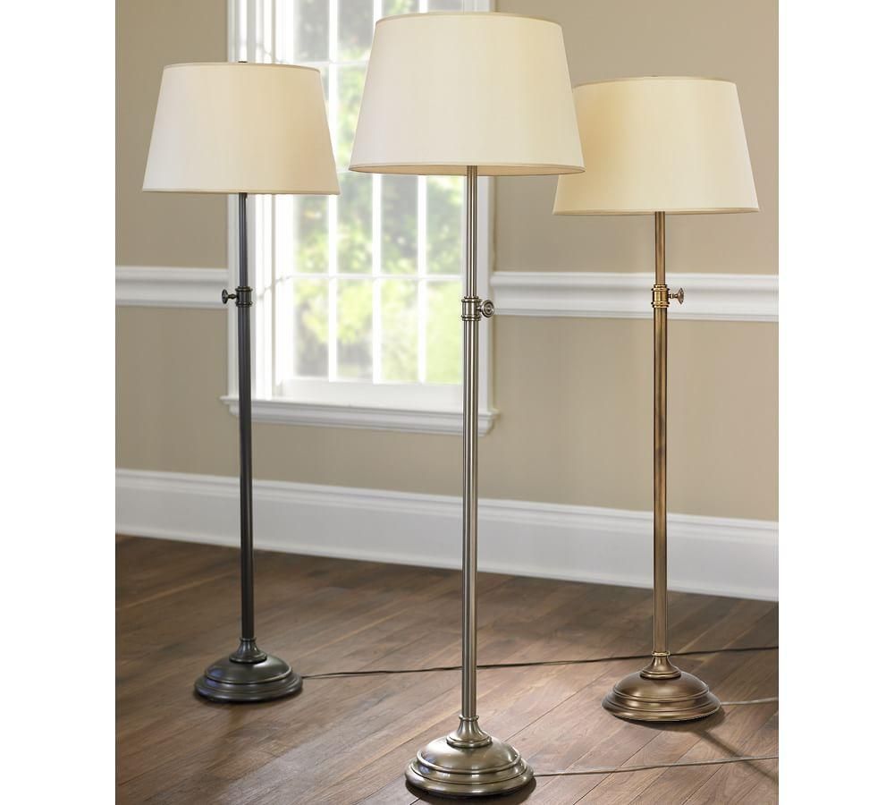 Chelsea Adjustable Floor Lamp Base