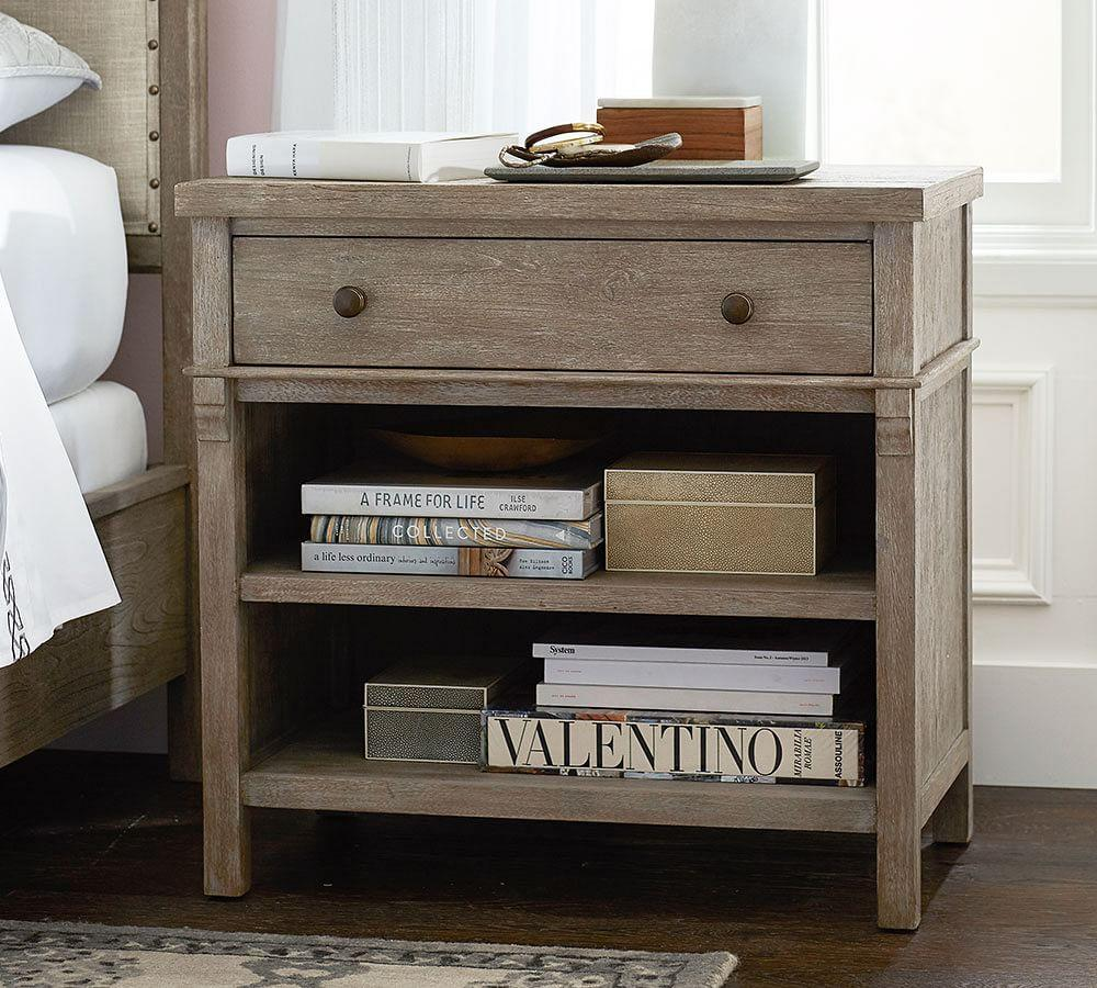 Toulouse Bedside Table Pottery Barn Au