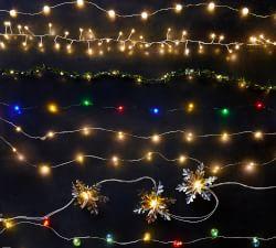 String Lighting & Candles