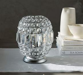 Ginny Crystal Ambient Lamp