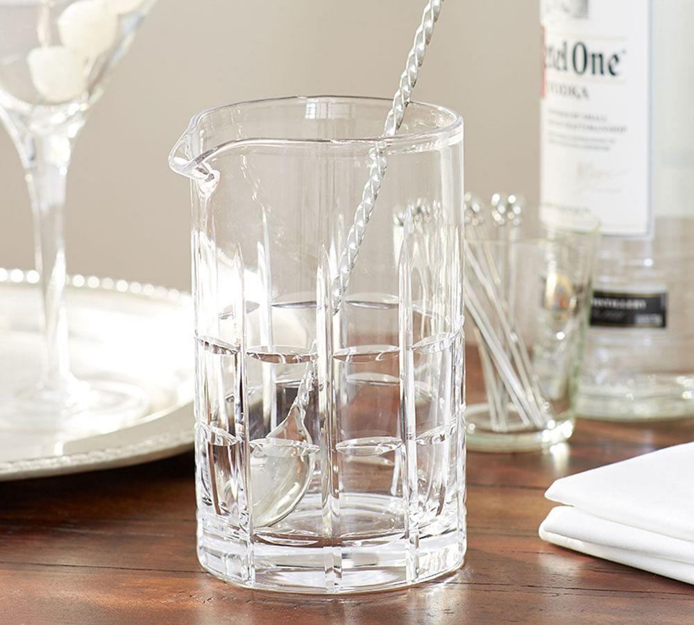 Library Cocktail Jug