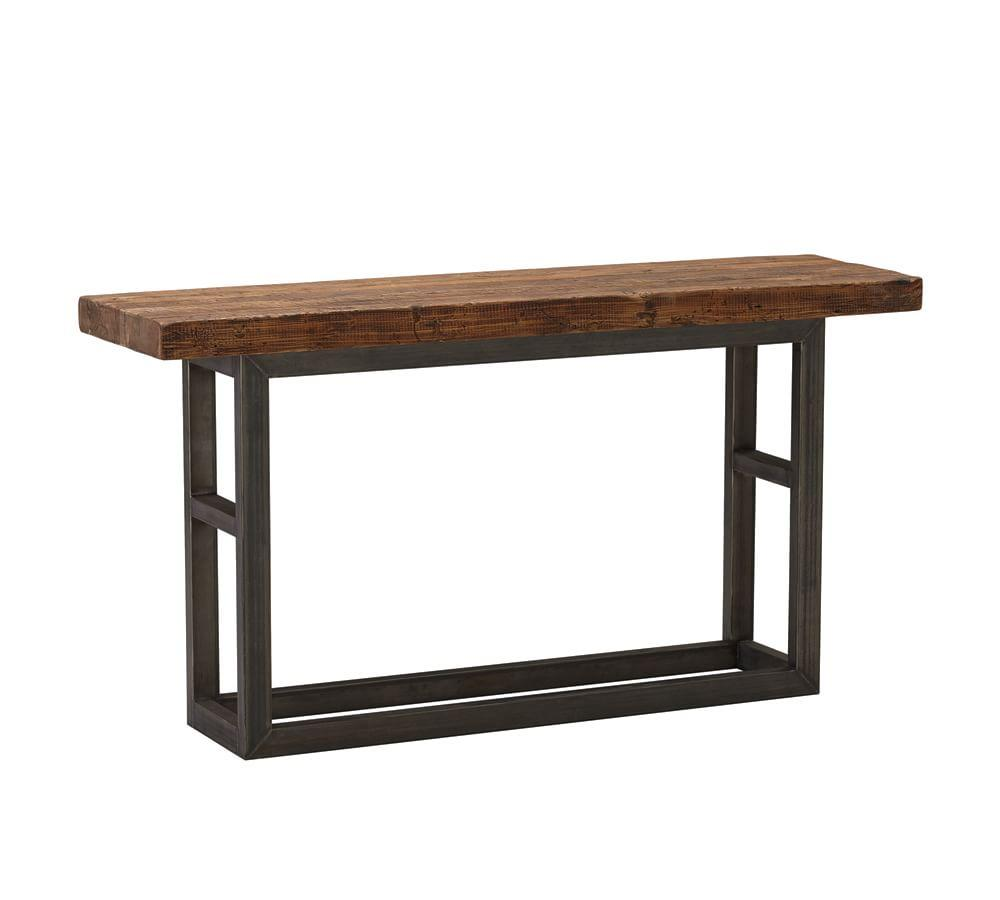 Griffin console table pottery barn au griffin console table geotapseo Gallery