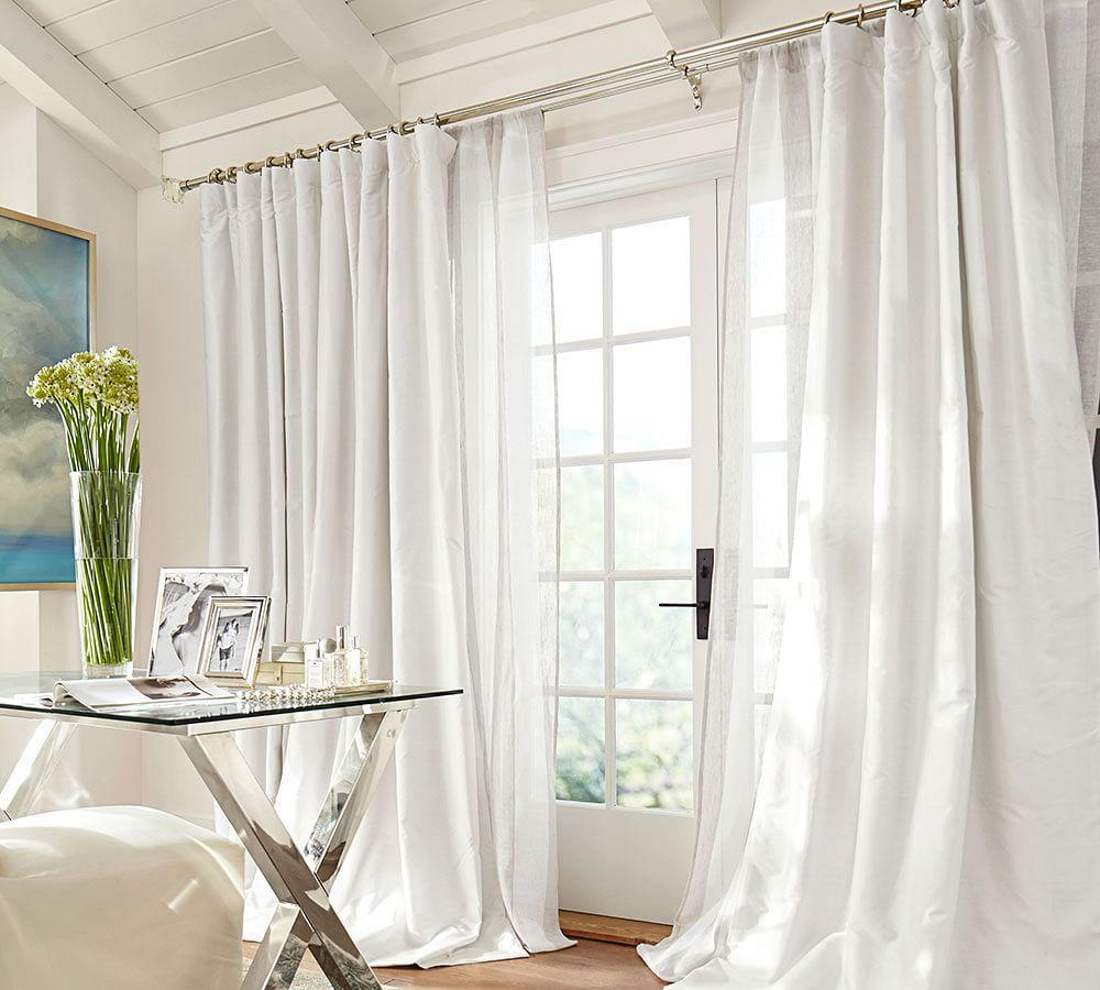 of curtains yellow dupioni silk caring home image charter ideas