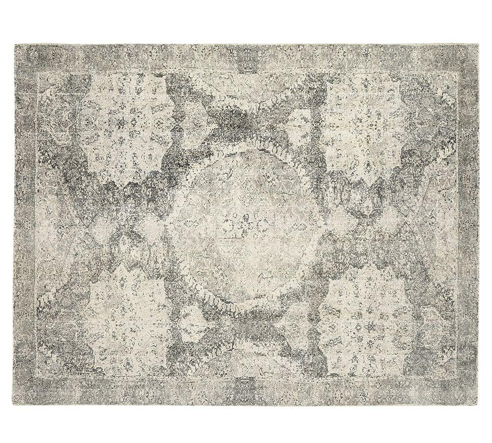 Barret Printed Wool Rug