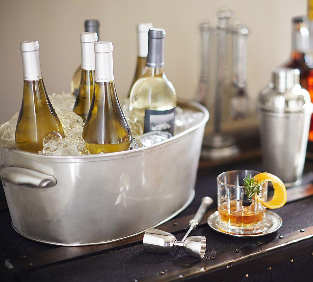 harrison bar party bucket pottery barn. Black Bedroom Furniture Sets. Home Design Ideas