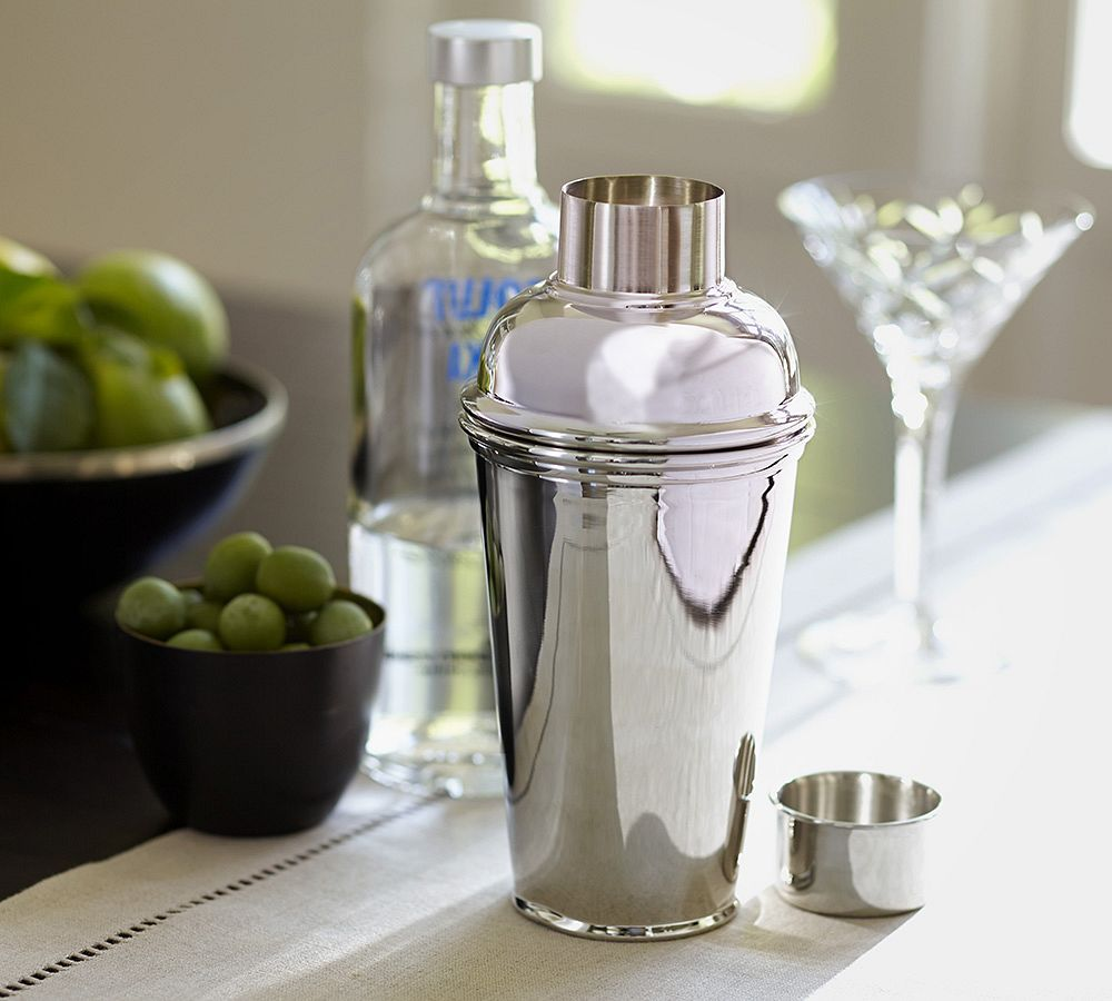Harrison Cocktail Shaker by Pottery Barn