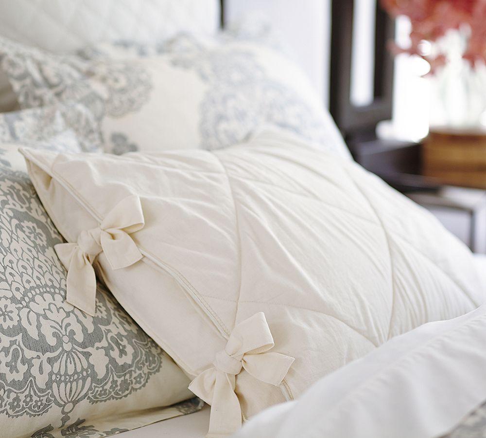 Linen Silk Comforter Pottery Barn Au