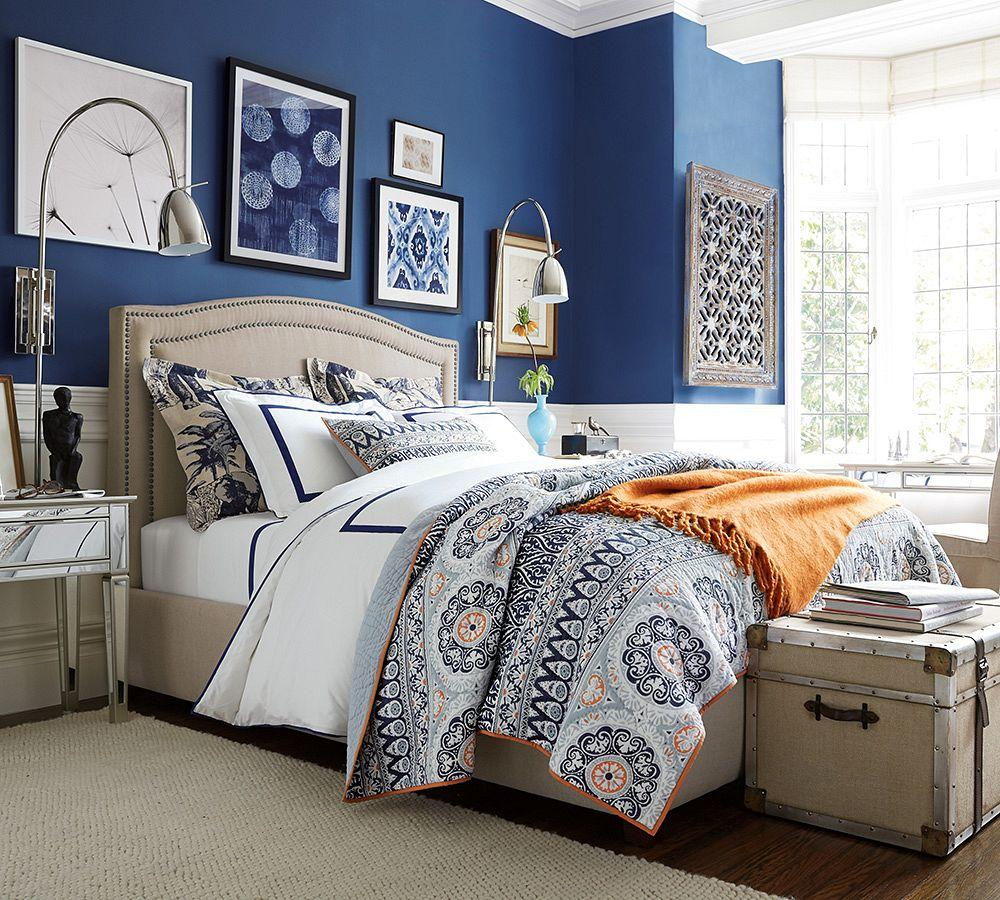 Morgan 400 Thread Count Quilt Cover Amp Pillowcase Pottery