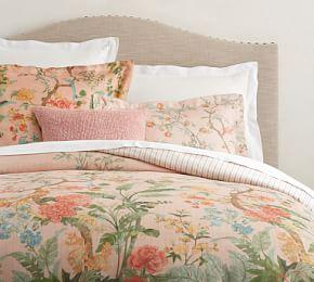 Mariella Reversible Tencel Printed Quilt Cover & Pillowcase