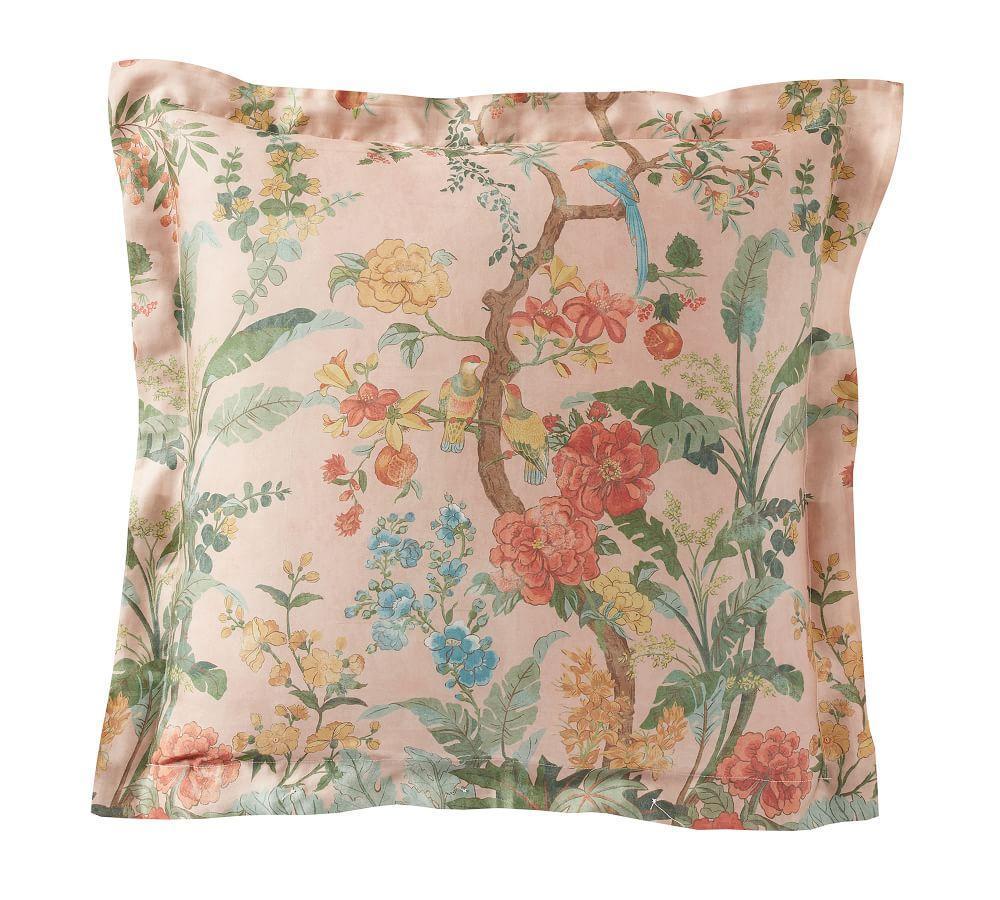 Mariella Reversible Tencel Printed Quilt Cover & Pillowcase