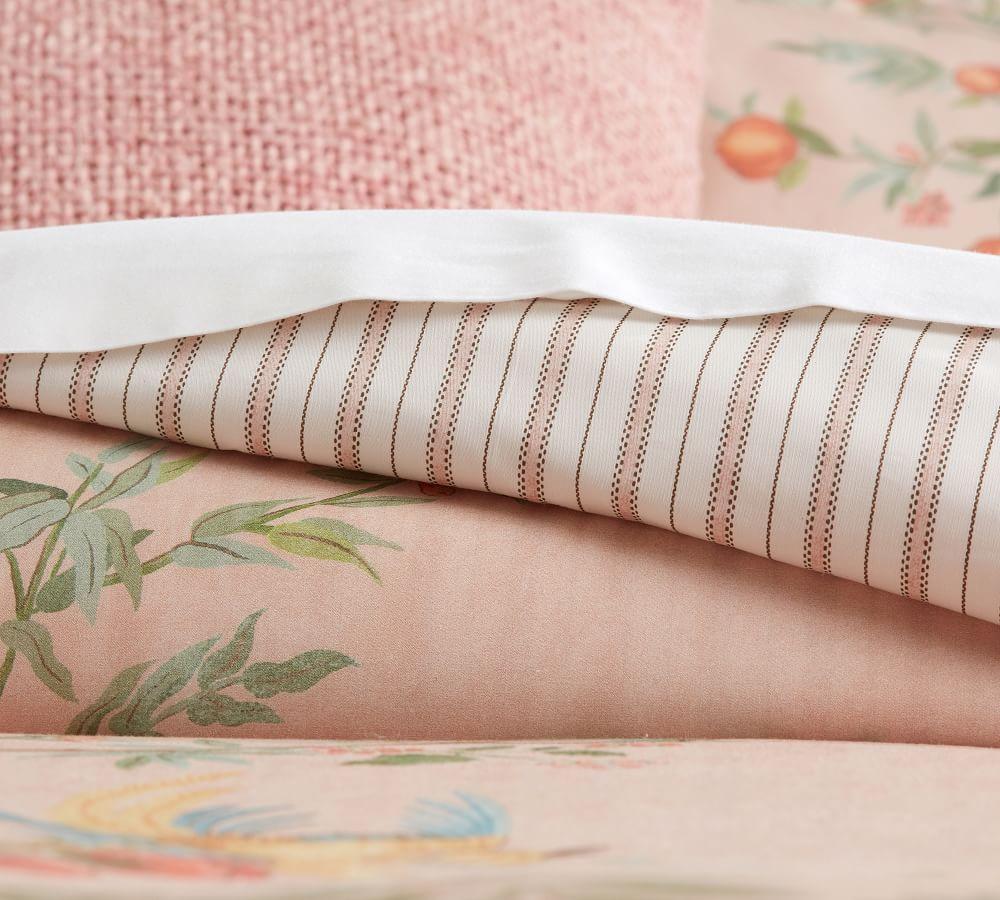 Mariella Reversible Tencel Printed Quilt Cover