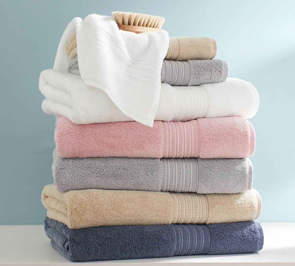 Cotton Tencel Organic Towels Pottery Barn Au