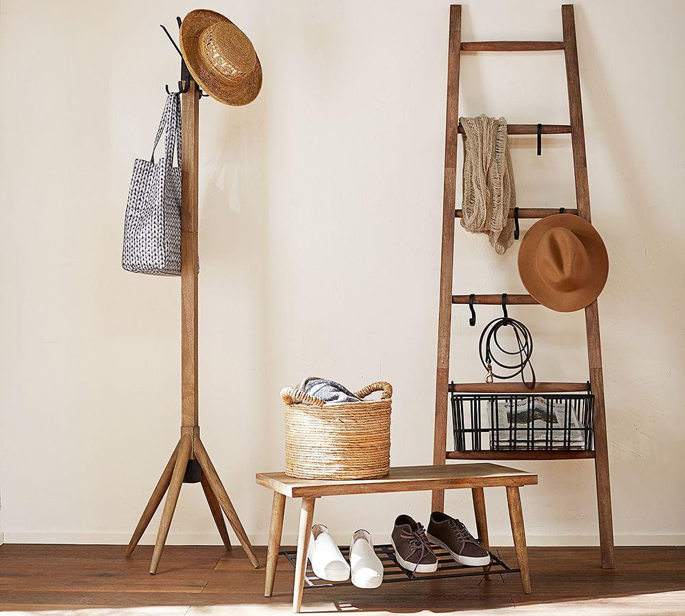 Lucy Leaning Ladder by Pottery Barn