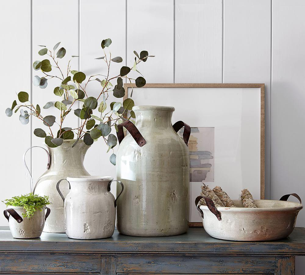 Marlowe Ceramic Vase Collection