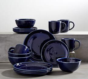 Joshua Dinnerware - Navy Blue