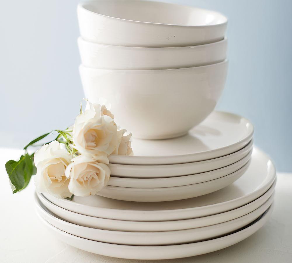 Joshua Dinnerware - Ivory