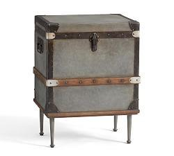 Kirkwood Trunk Side Table