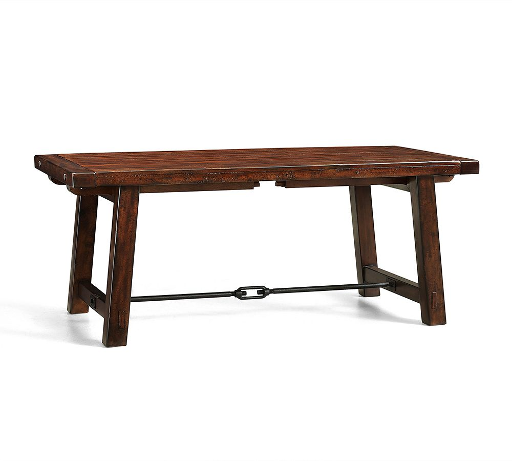 Benchwright Dining Table: Benchwright Extending Dining Table