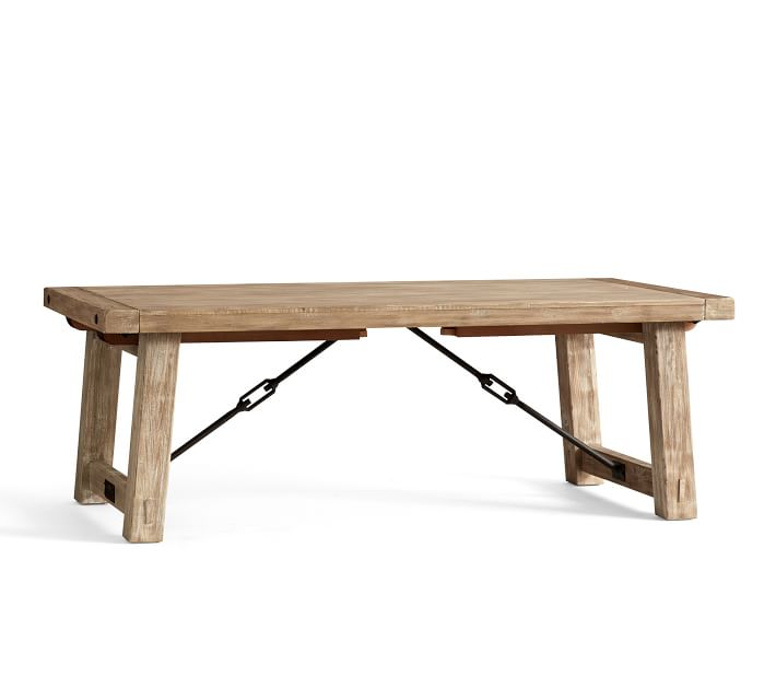 Benchwright Extending Dining Table - Seadrift (218 - 310 cm)