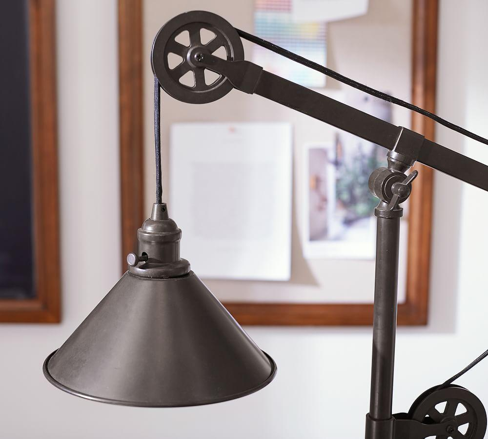 Warren Pulley Task Table Lamp Pottery Barn Au