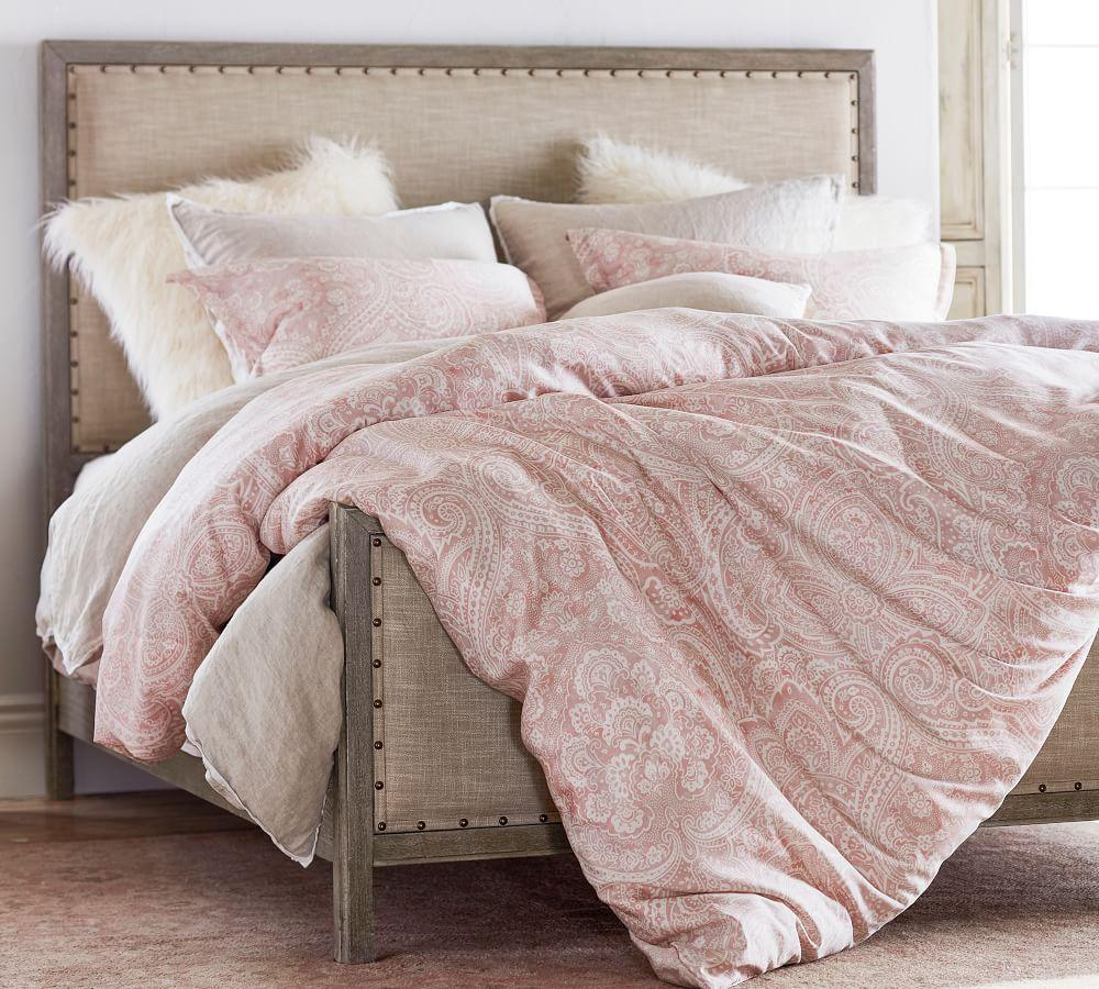 Toulouse Wood Bed Pottery Barn Au