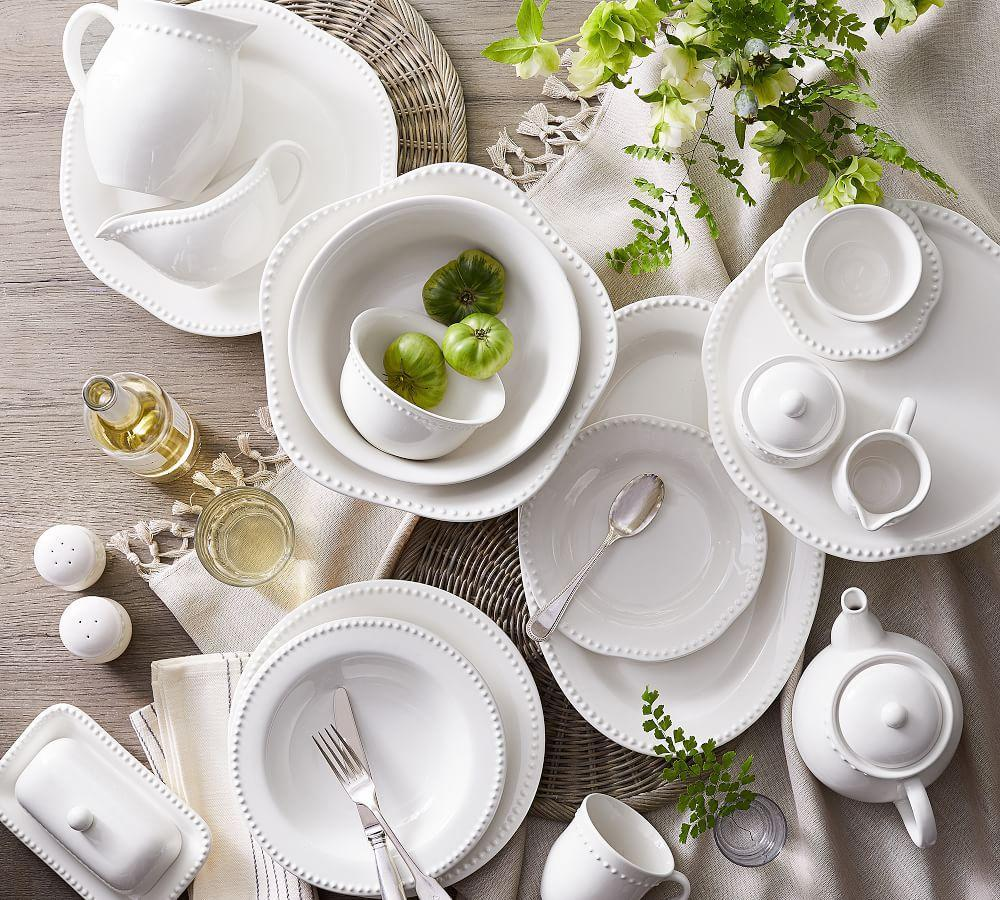 Emma Dinnerware White Pottery Barn Au