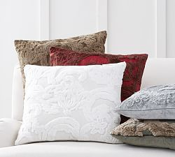 Natalia Silk Jacquard Cushion Covers