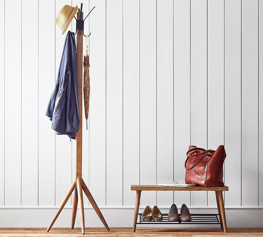 Lucy Coat Rack by Pottery Barn