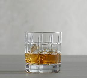 Library Hand-Cut Double Old-Fashioned Glass