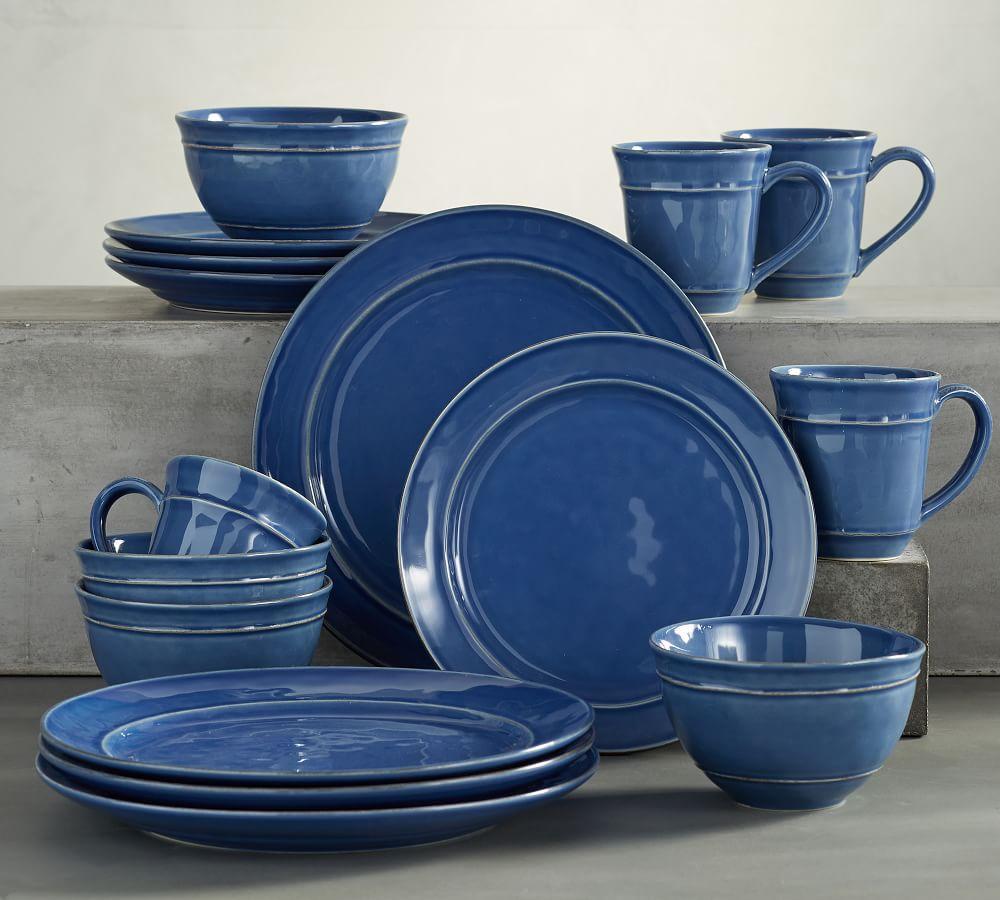 Cambria Dinnerware Ocean Pottery Barn Au