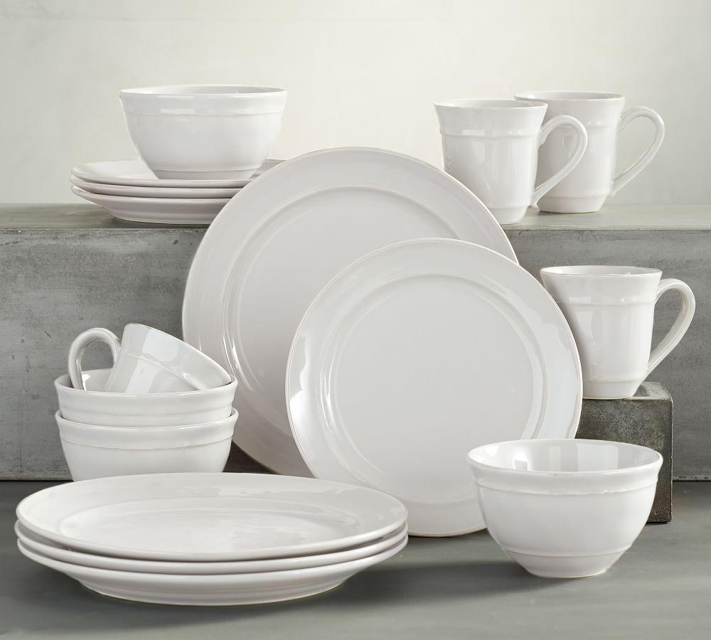 Cambria Dinnerware Stone Pottery Barn Au