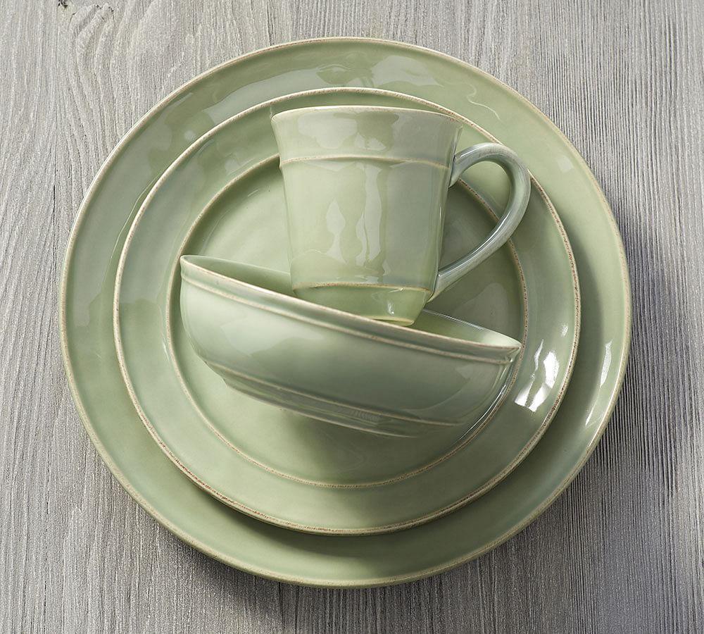 Cambria Salad Plate - Celadon