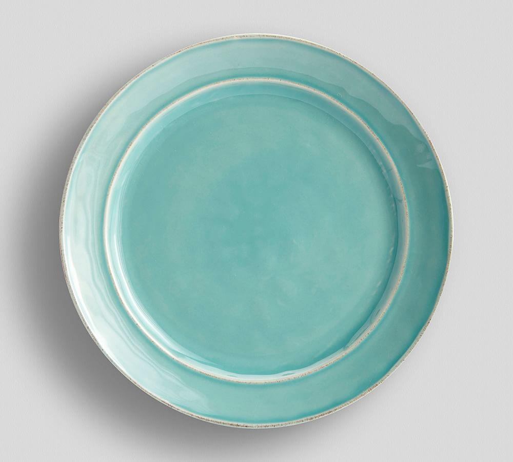 Cambria Salad Plate - Turquoise