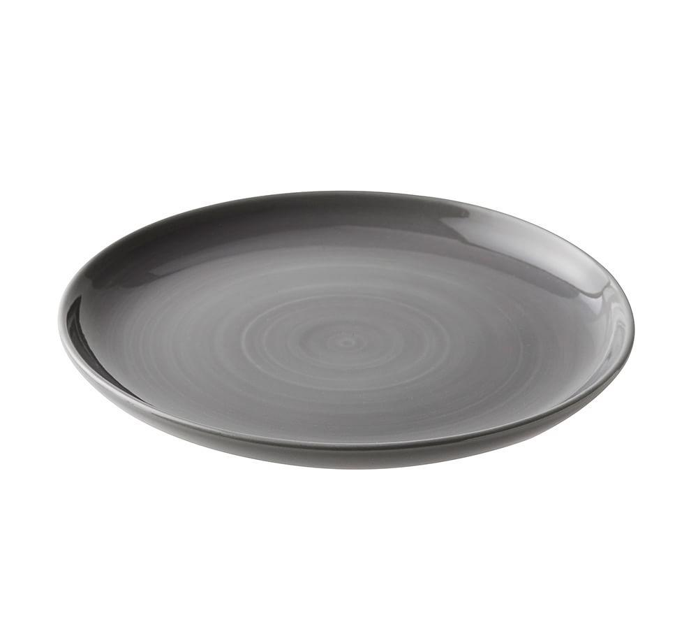 Joshua Salad Plate - Grey