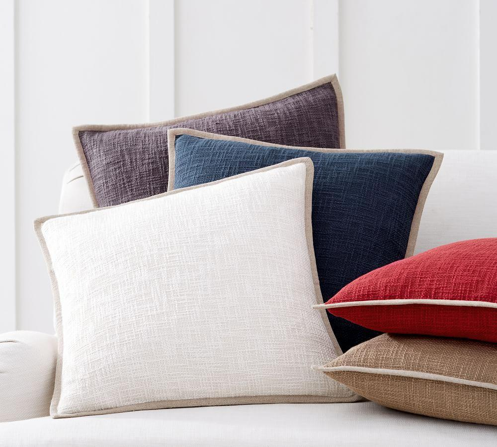 Basketweave Cushion Cover | Pottery Barn AU