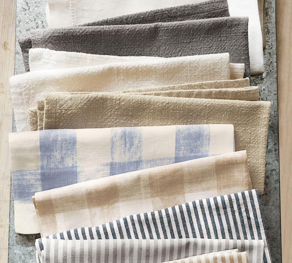 Cotton Casual Napkin - Steeple Grey